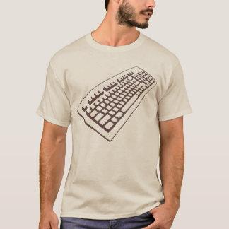 Computer keyboard long sleeved t shirts