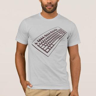 Computer keyboard t shirt