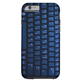 Computer Keyboard Tough iPhone 6 Case