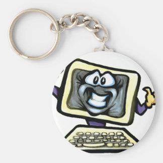 Computer Key Chains