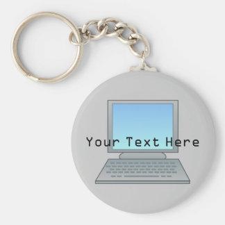 Computer Keychain