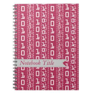 Computer Language Journal Notebook