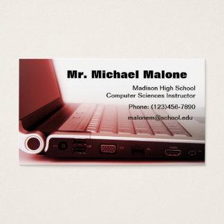 Computer Technician Business Cards Templates Zazzle