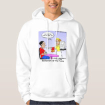 Computer Links Funny Cartoon Gifts & Collectibles Hoodie