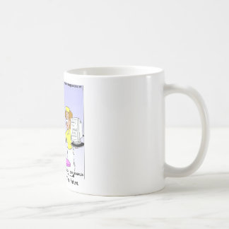 Computer Links Funny Cartoon Gifts & Collectibles Mugs