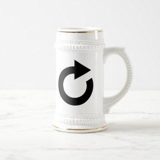 Computer Loading Icon Mugs