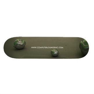 Computer Lounge Inc. Promo Board Skate Board