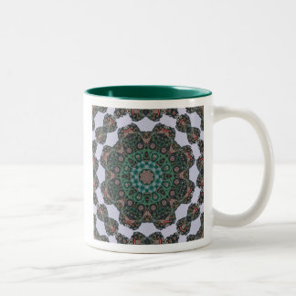 Computer Mandala Coffee Mug