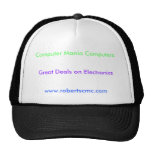 Computer Mania Computers, Great Deals on Electr... Trucker Hat