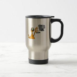 Computer Martian Travel Mug
