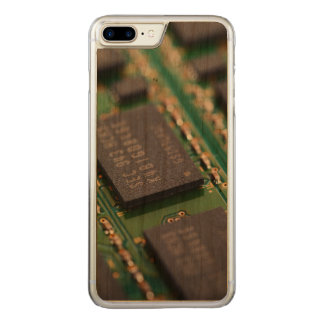 Computer Memory Chips Carved iPhone 8 Plus/7 Plus Case