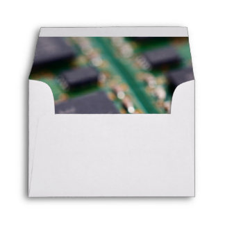 Computer Memory Chips Envelopes