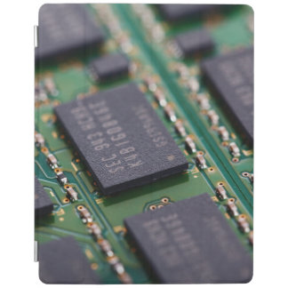 Computer Memory Chips iPad Cover