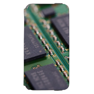 Computer Memory Chips iPhone 6/6s Wallet Case