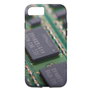 Computer Memory Chips iPhone 8/7 Case