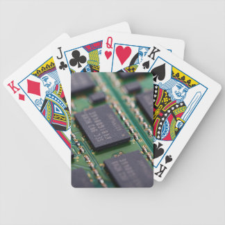 Computer Memory Chips Bicycle Playing Cards
