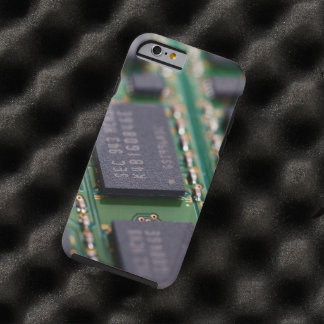 Computer Memory Chips Tough iPhone 6 Case