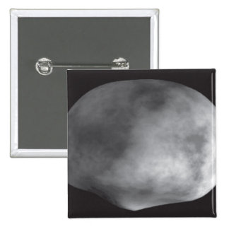 Computer Model of the Asteroid Vesta Buttons