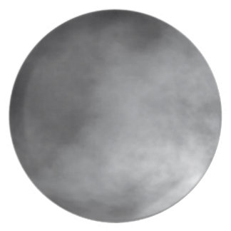 Computer Model of the Asteroid Vesta Party Plates