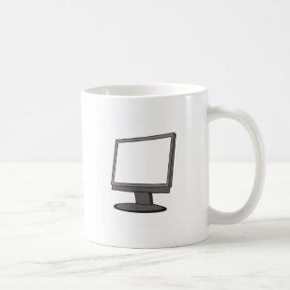 Computer Monitor Coffee Mug