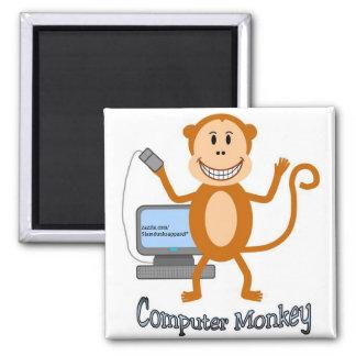 Computer Monkey magnet