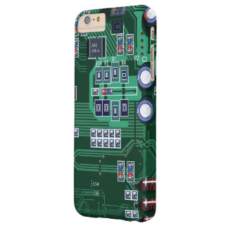 Computer Motherboard Barely There iPhone 6 Plus Case