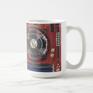 Computer Motherboard Coffee Mug