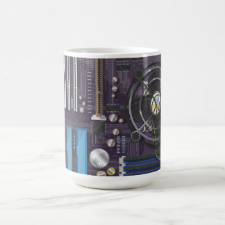 Computer Motherboard Mug