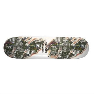 Computer Motherboard Skater Tool Skate Decks