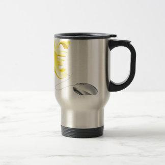 Computer mouse Euro concept Coffee Mug