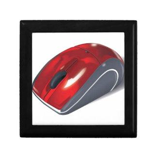 Computer mouse keepsake box
