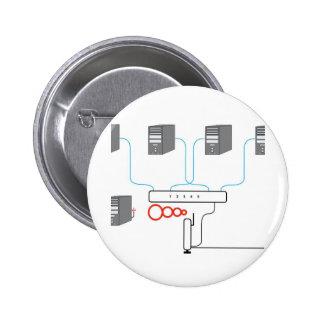 Computer Network Pins