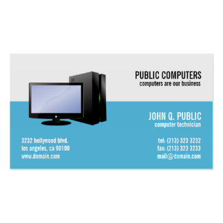 Computer Networks Business Card