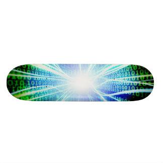 Computer Nurve Center Skateboard