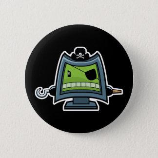 Computer Pirate Button