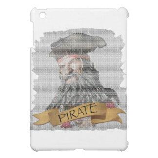 computer pirate iPad mini case