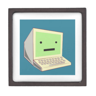 Computer Premium Trinket Box