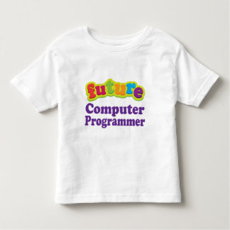 Computer Programmer (Future) Infant Baby T-Shirt
