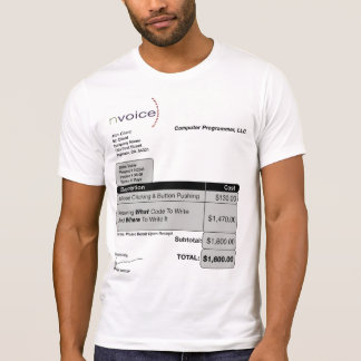 Computer Programmer Light T-Shirt