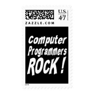 Computer Programmers Rock ! Postage