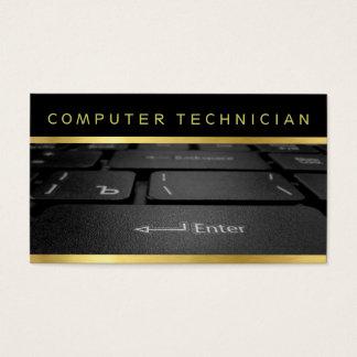 Computer Repair, Tech, Laptop Business Cards