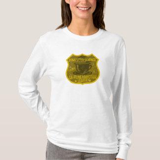 Computer Science Caffeine Addiction League T-Shirt