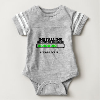 computer science degree baby bodysuit