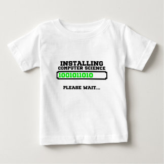 computer science degree baby T-Shirt