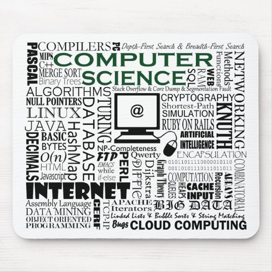 Computer Science Mousepad
