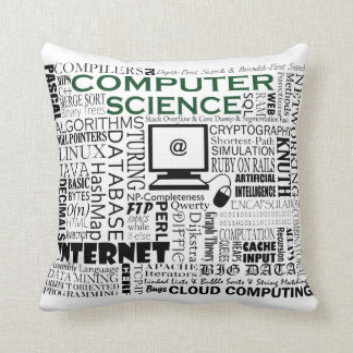 Computer Science pillow
