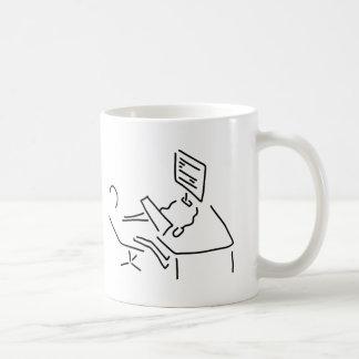 computer scientist nerd computers coffee mug