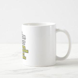 Computer Scientist .. Never Wrong Coffee Mug