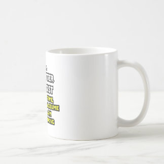 Computer Scientist Never Wrong Coffee Mugs