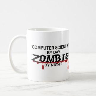 Computer Scientist Zombie Coffee Mugs